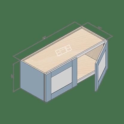 wall cabinet w3012