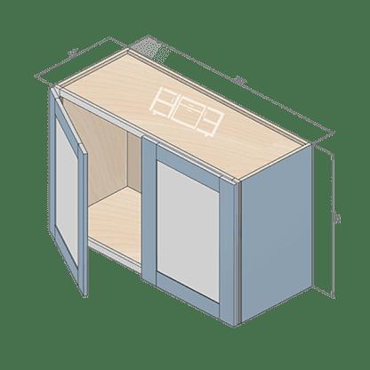 wall cabinet W302212-2