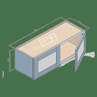 wall cabinet w3312