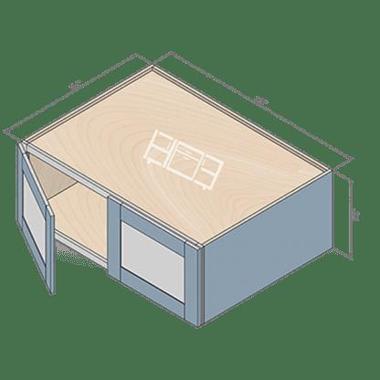 wall cabinet w331224-2