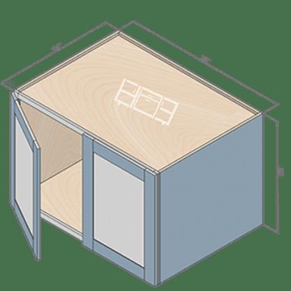 wall cabinet w332224-2