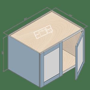 wall cabinet w332224