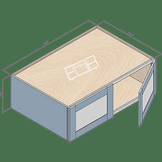wall cabinet w361224