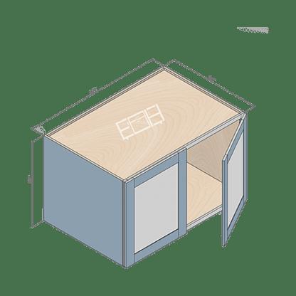 wall cabinet W362224