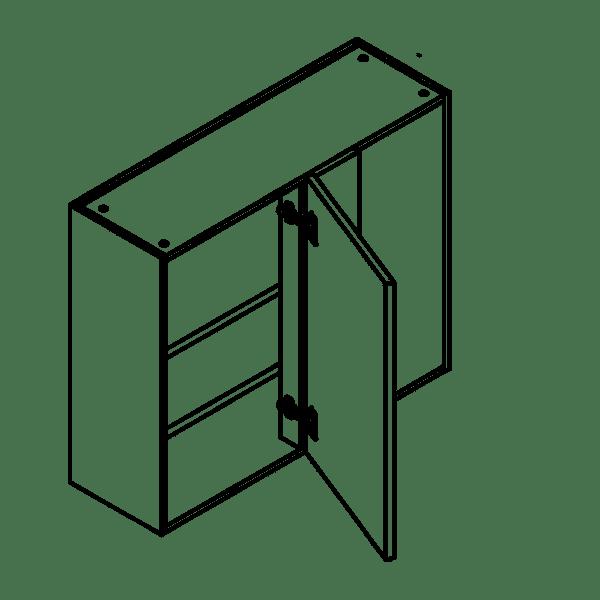 frameless cabinet WBC