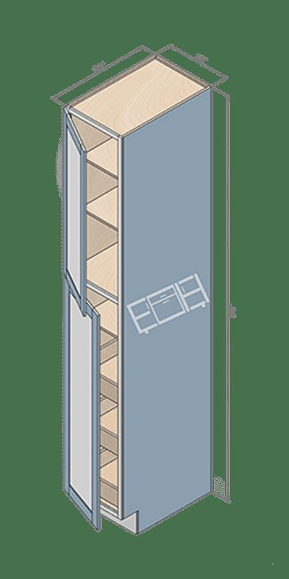 wall pantry wp159424-2
