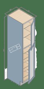wall pantry wp188424